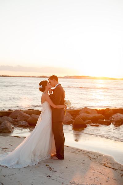 Chris & Katie | Emerald Beach Resort, Destin, Florida wedding