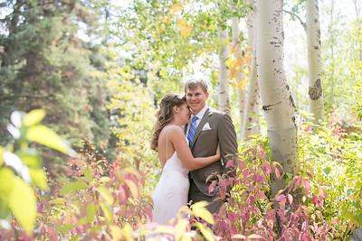 Jamie & Taylor | Donovan Pavillion, Vail, Colorado