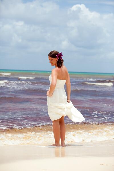 Megan & Skyler, Princess Resort, Cancun  | 7.4.10