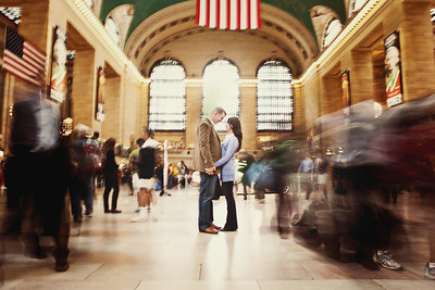 Miranda and Steven - NYC & West Point
