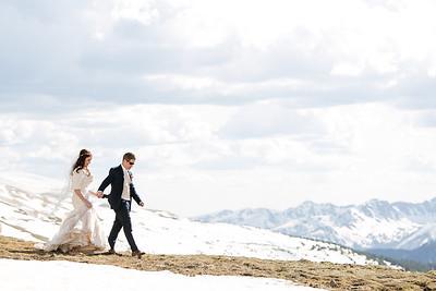 Rachel & Johnny | Grand Lake, Colorado 6.8.17