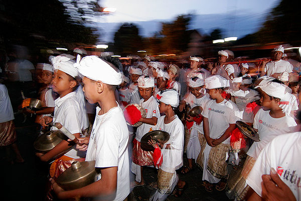 Ceremony in Ubud 07