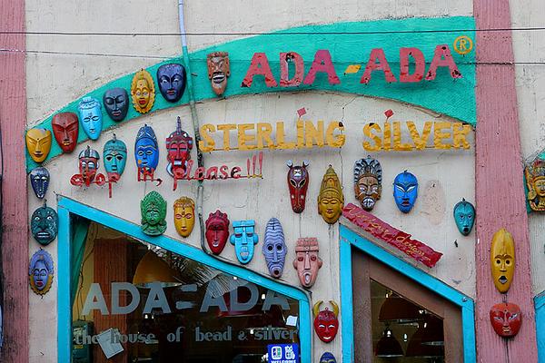 Shops & Galleries of Ubud 01