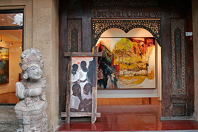 Shops & Galleries of Ubud 06