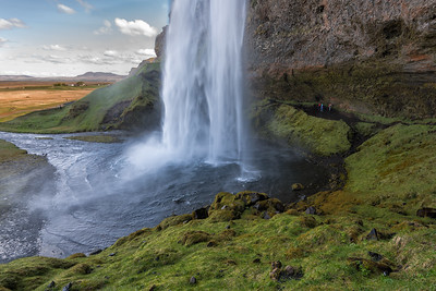 Seljalandsfoss - Iceland 2016