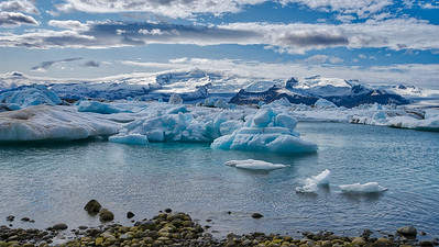 Jökulsárlón Glacier Lagoon - Iceland 2016