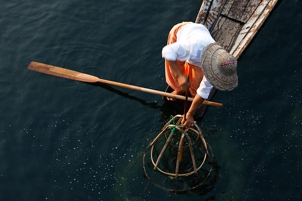 Inle Fishermen 13