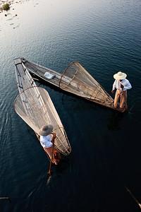 Inle Fishermen 22