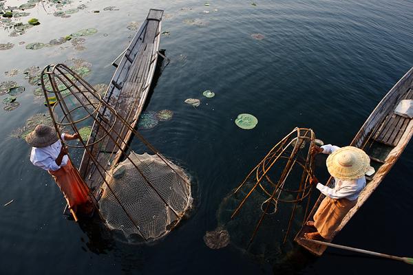 Inle Fishermen 30