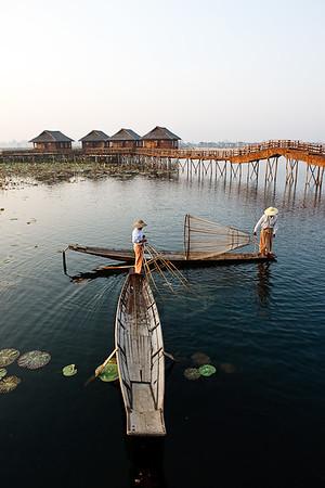 Inle Fishermen 26