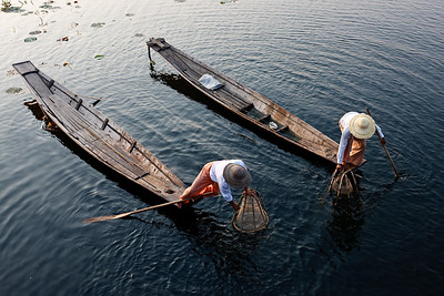 Inle Fishermen 23