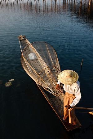 Inle Fishermen 33
