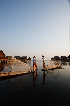 Inle Fishermen 47