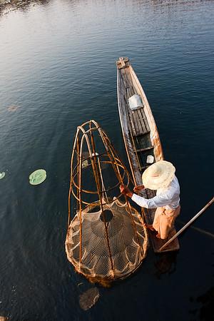 Inle Fishermen 32