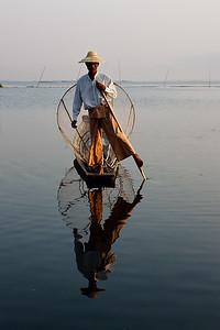 Inle Fishermen 41