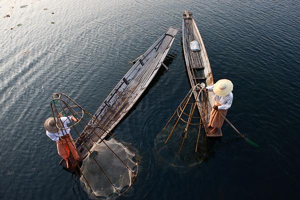 Inle Fishermen 17