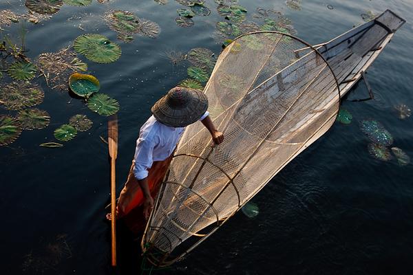 Inle Fishermen 34