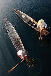 Inle Fishermen 16