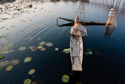 Inle Fishermen 25
