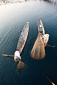 Inle Fishermen 12