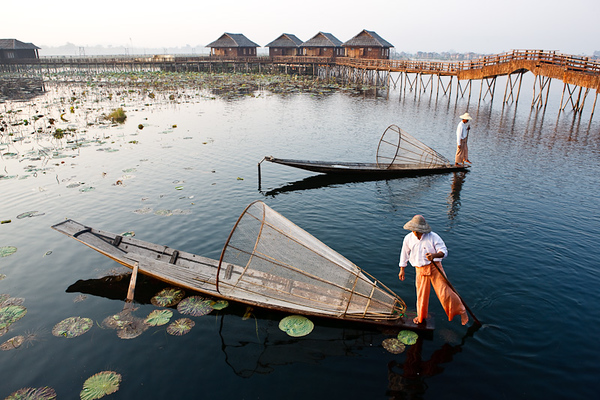 Inle Fishermen 28