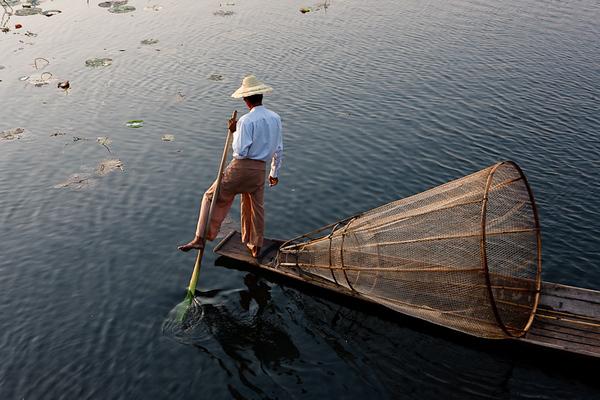 Inle Fishermen 36