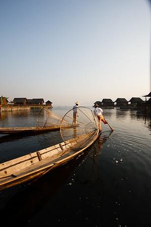 Inle Fishermen 49