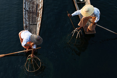 Inle Fishermen 15
