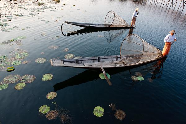 Inle Fishermen 27