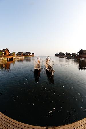 Inle Fishermen 52