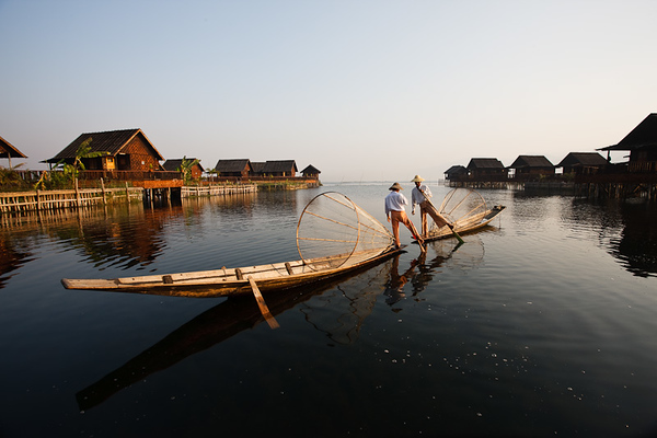 Inle Fishermen 48