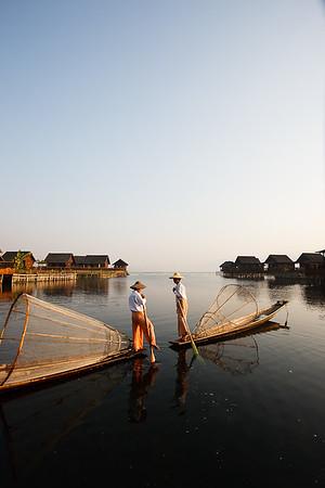 Inle Fishermen 46