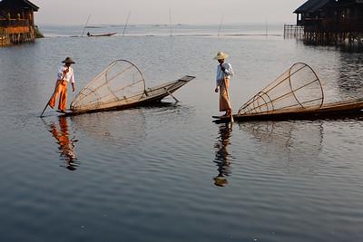 Inle Fishermen 39