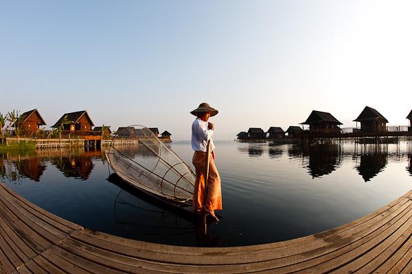 Inle Fishermen 44