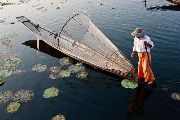 Inle Fishermen 29