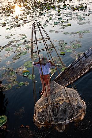 Inle Fishermen 31