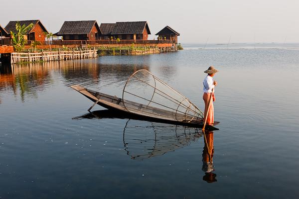 Inle Fishermen 53