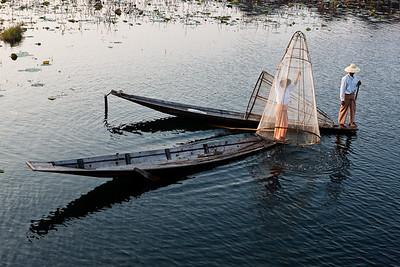 Inle Fishermen 10