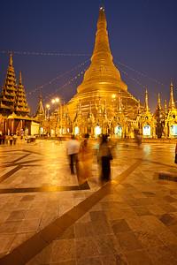 Shwedagon Pagoda 22