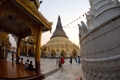 Shwedagon Pagoda 15