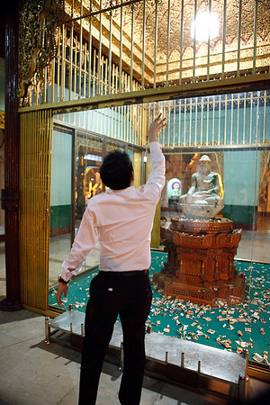 Shwedagon Pagoda 37