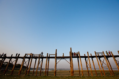 U Bein Bridge 24