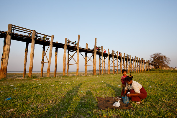 U Bein Bridge 20