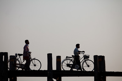 U Bein Bridge 07