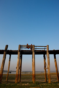 U Bein Bridge 14