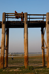 U Bein Bridge 15