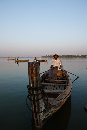 U Bein Bridge 34