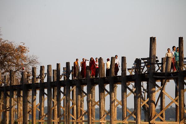 U Bein Bridge 08