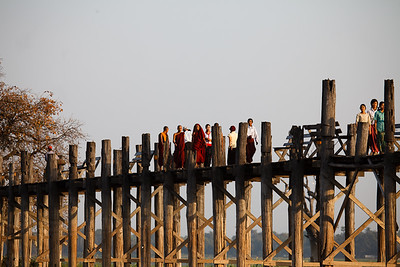 U Bein Bridge 08