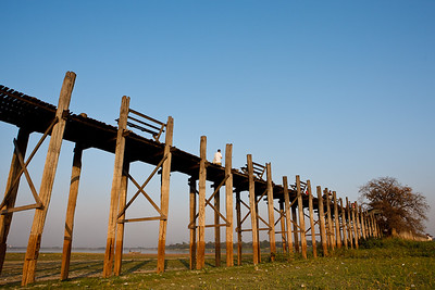 U Bein Bridge 13